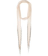 Chan Luu - Polka Dot Skinny Scarf