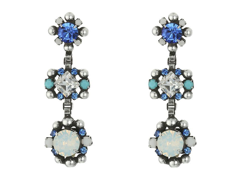 DANNIJO CLARITA Earrings Multi Earring