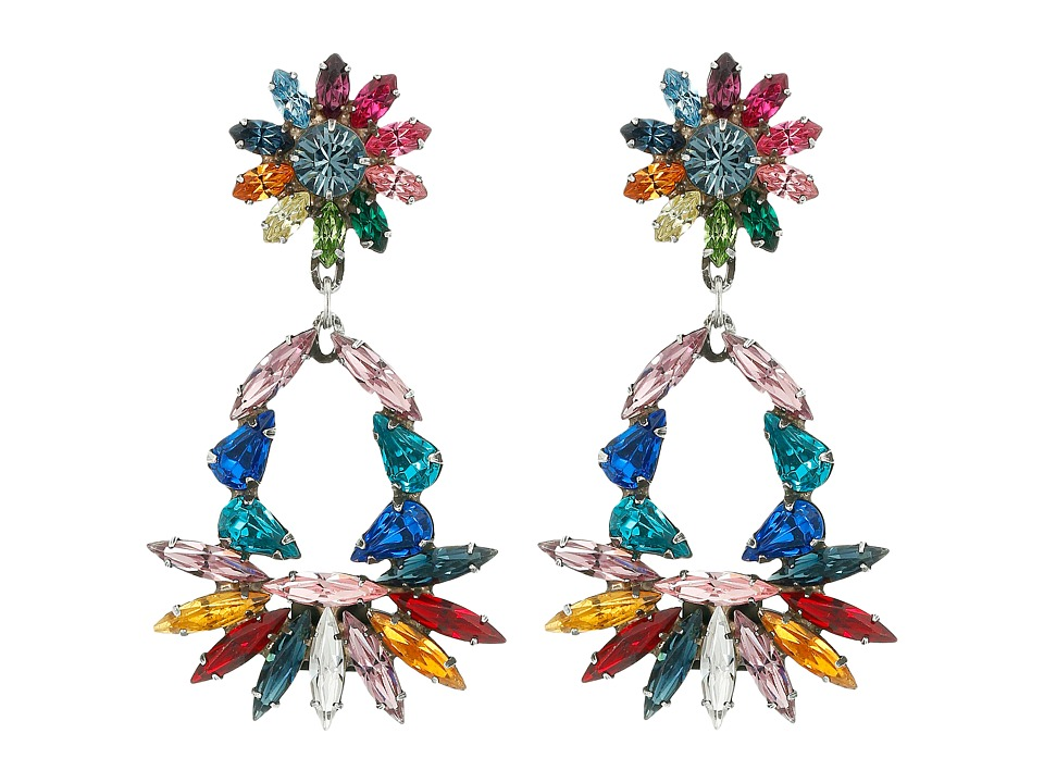 DANNIJO CABELLA Earrings Multi Earring