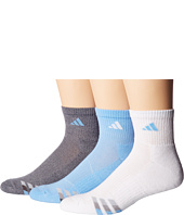 adidas - Cushioned Color 3-Pack Quarter