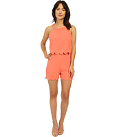 Brigitte Bailey - Scalloped Sardinia Romper