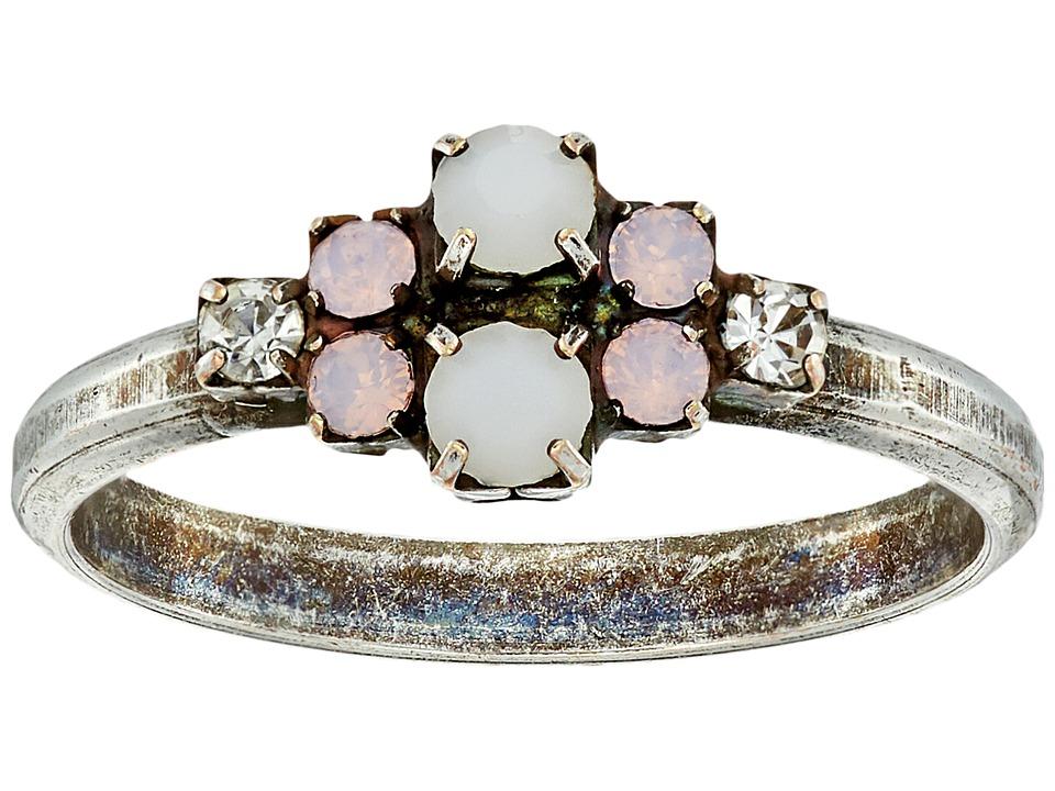 DANNIJO LAURA Ring Pink Asst Ring