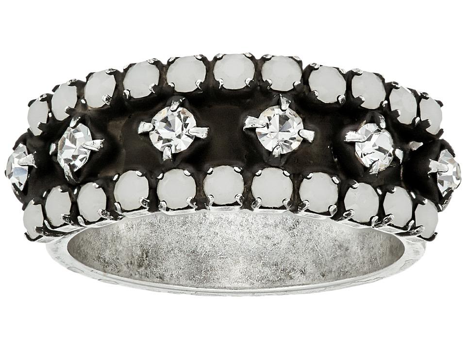 DANNIJO LAVO Ring White Ring