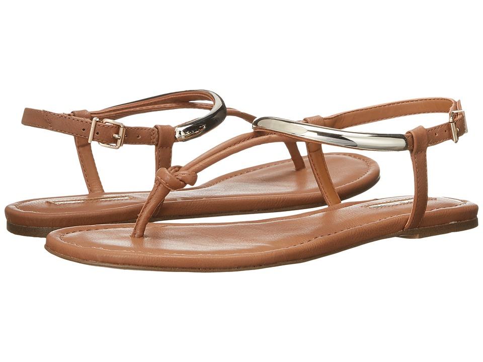 BCBGeneration Frida Ginger Costa Leather Womens Sandals