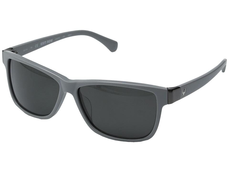 Dragon Alliance Exit Row Matte Tort/Bronze Fashion Sunglasses