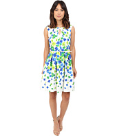 Christin Michaels - Napoli Floral Dress