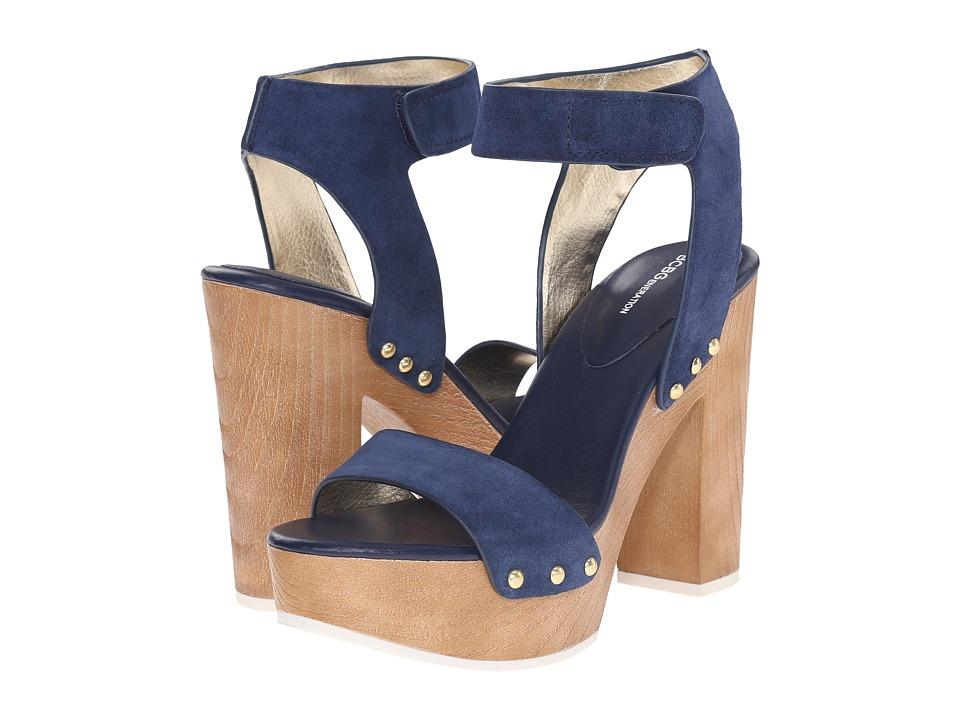 BCBGeneration Kyra Blue Night Crosta High Heels