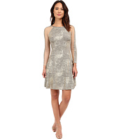 rsvp - Loire Metallic Dress