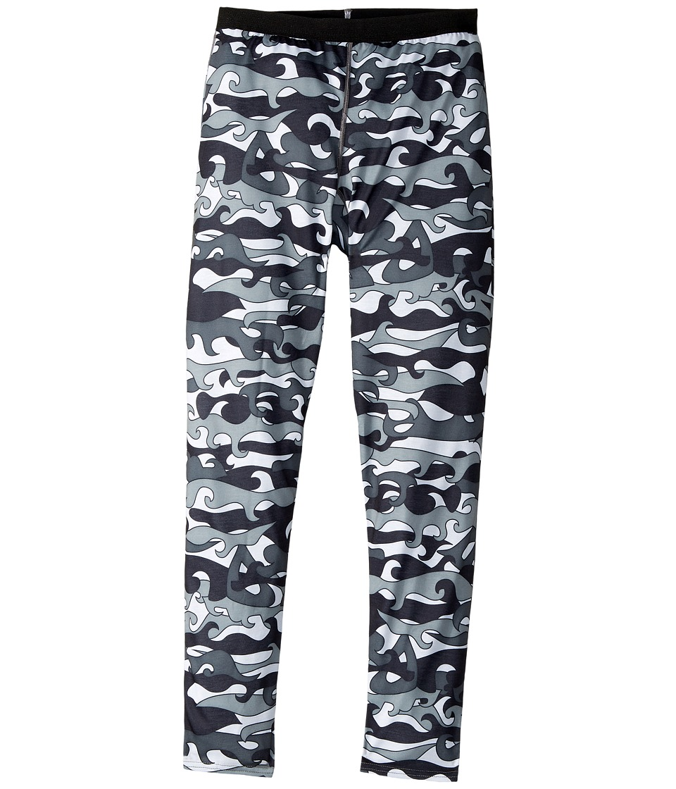 Hot Chillys Kids - Pepper Skins Print Bottom (Little Kids/Big Kids) (Surf Day) Boys Casual Pants