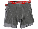 adidas Athletic Stretch 2-Pack Boxer Brief