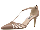 SJP by Sarah Jessica Parker - Carrie 70 (Sneak Taupe Leather)