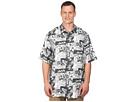 Tommy Bahama Big & Tall Big Tall Plumeria Patchwork Tortola Silk Camp Shirt