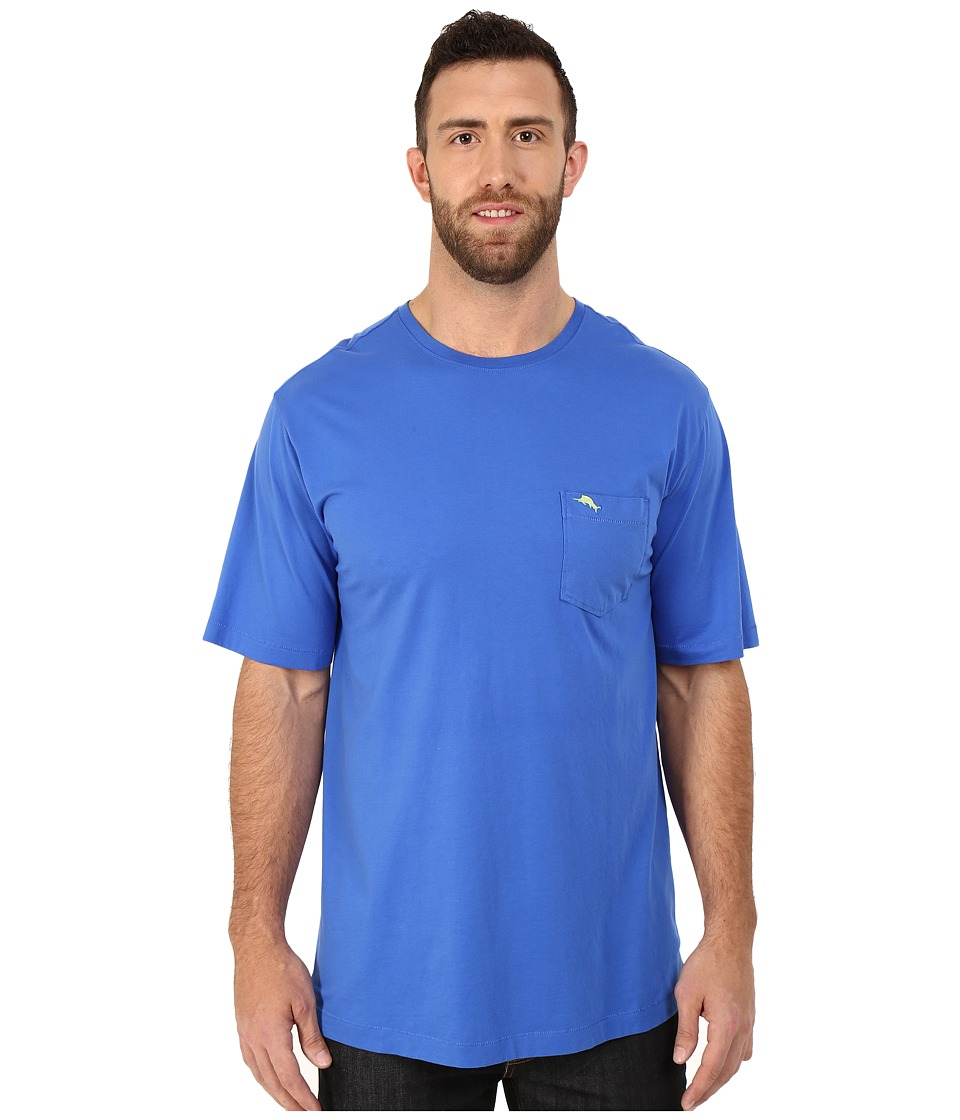 Tommy Bahama Big & Tall - Big Tall New Bali Sky (Cobalt Glass) Men