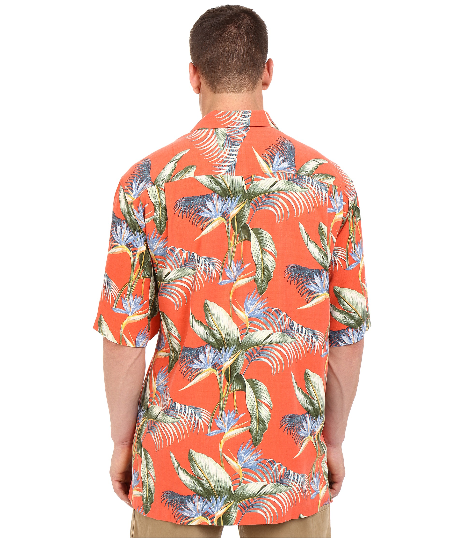 Tommy Bahama Big Tall Big Tall Cool Palm Collected