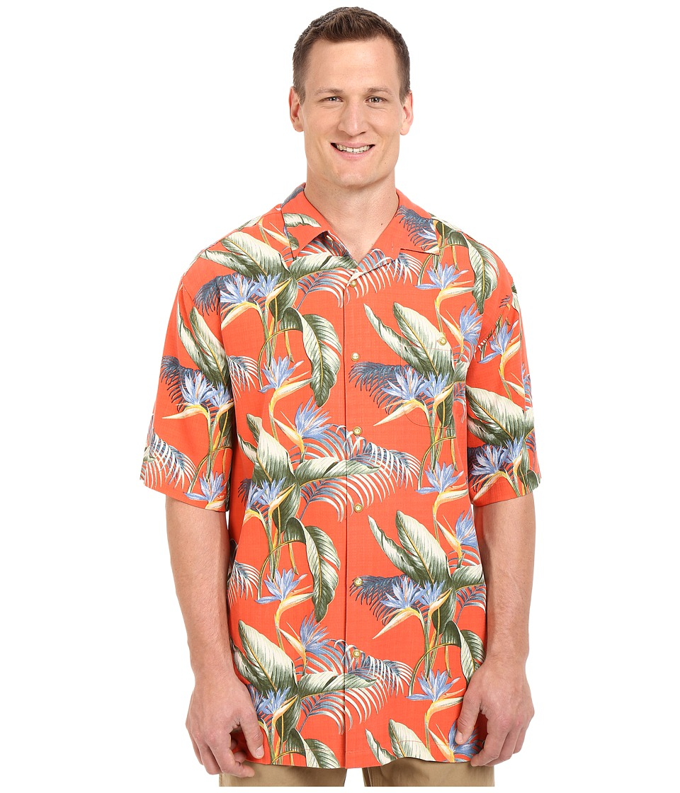 Tommy Bahama Big & Tall - Big Tall Cool, Palm Collected Camp Shirt