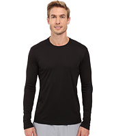 adidas - Climalite Single Long Sleeve Crew