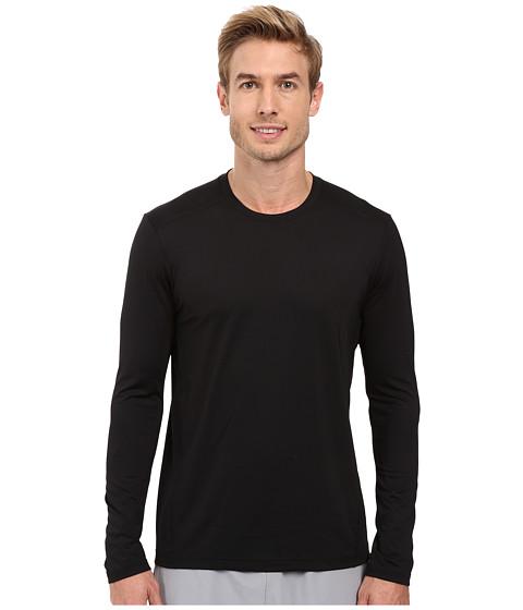 adidas Climacool Single Long Sleeve Crew - Black