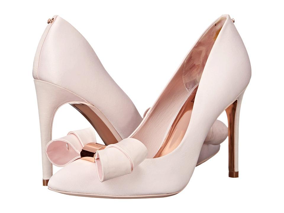 Ted Baker Ichlibi Light Pink Satin High Heels