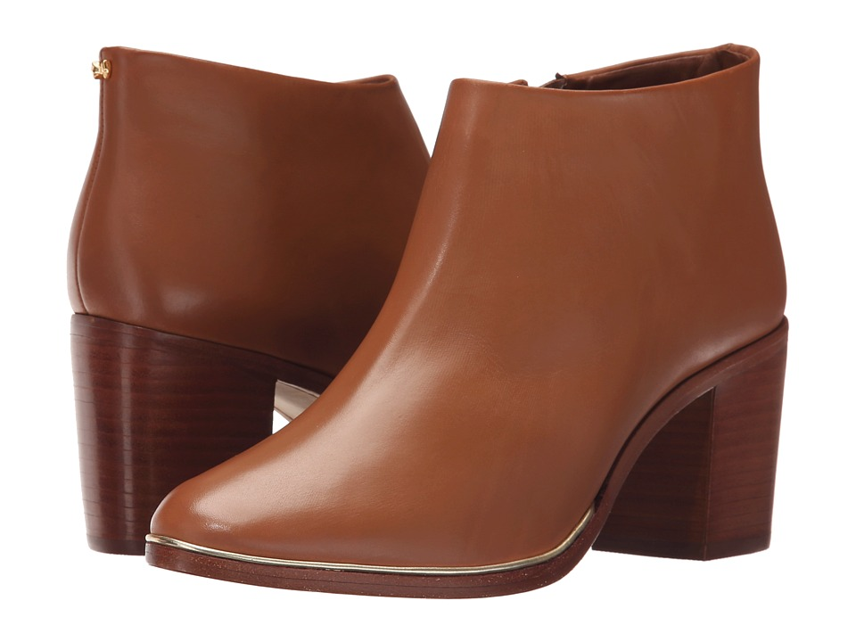 Ted Baker Hiharu Tan Leather Womens Shoes