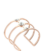 Vince Camuto - Milky Resin Cut Out Cuff Bracelet