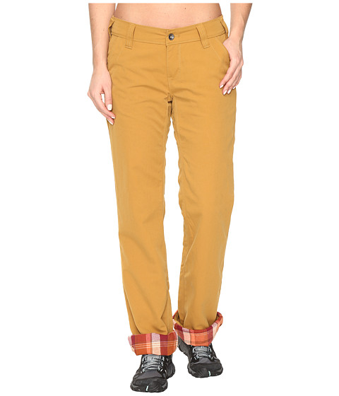 Marmot Piper Flannel Lined Pants - Camel