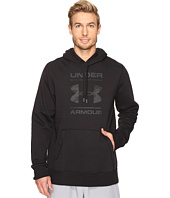 Under Armour - Rival Camo Blocked Logo Pullover Hoodie