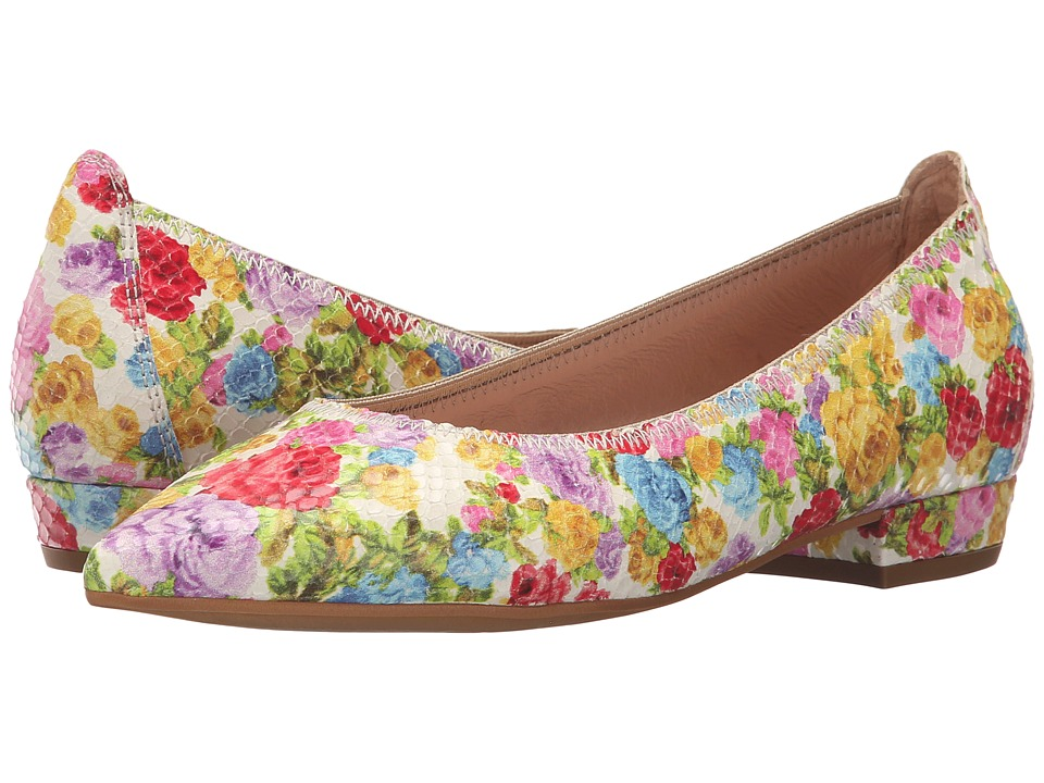 Hispanitas Felicity Garden Multi Womens Flat Shoes