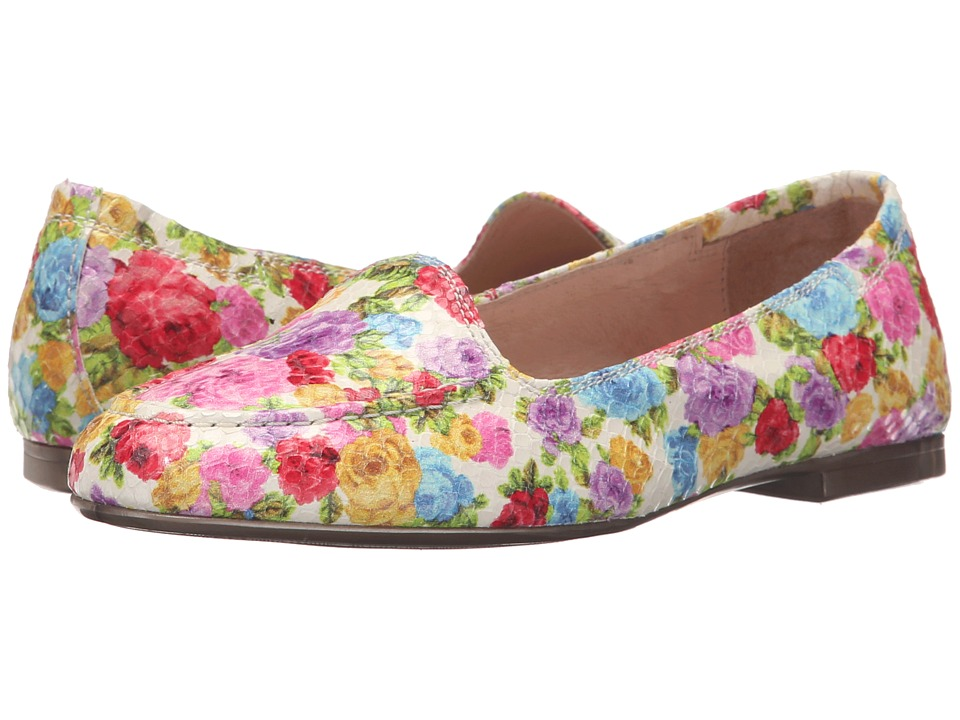 Hispanitas Jaqueline Garden Mulit Womens Flat Shoes