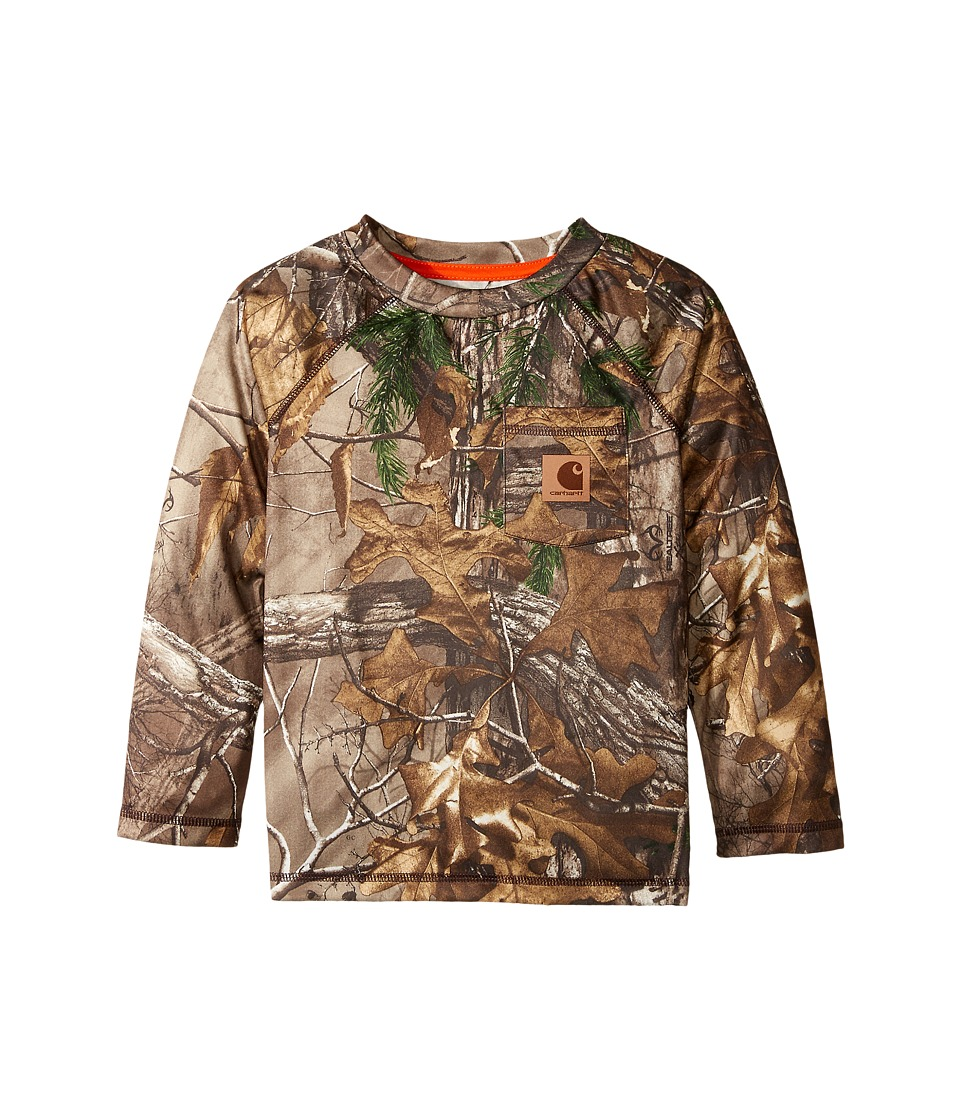 Carhartt Kids - Force Camo Raglan Tee
