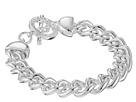 LAUREN Ralph Lauren Curb Chain with Ring Bracelet