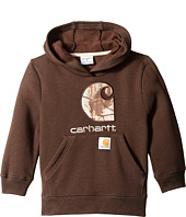 Carhartt Kids - Big Camo C Sweatshirt (Big Kids)
