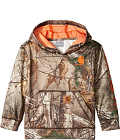 Carhartt Kids - Camo Sweatshirt (Toddler/Little Kids)