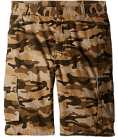 Carhartt Kids - Camo Cargo Shorts (Big Kids)