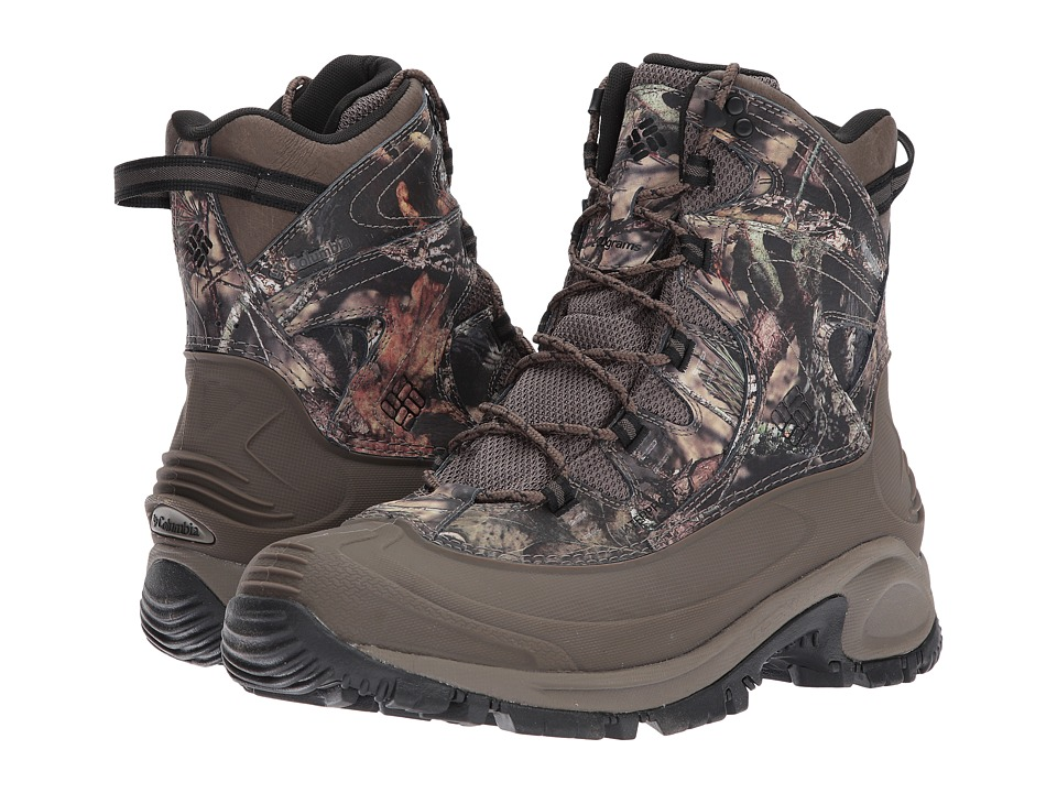 Columbia Bugaboot II Camo (Mossy Oak BU Country/Black) Men