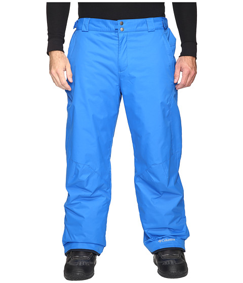Columbia Big & Tall Bugaboo™ II Pant - Super Blue