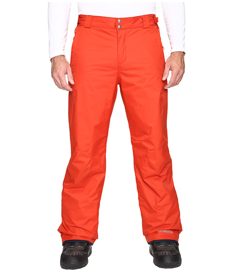 Columbia Bugaboo™ II Pant - Tall - Rust Red