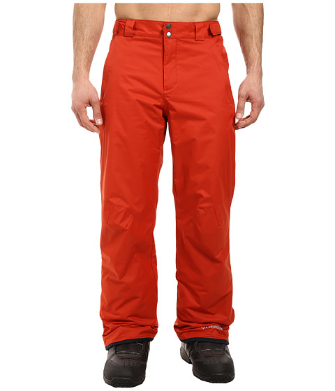 Columbia Bugaboo™ II Pant - Rust Red