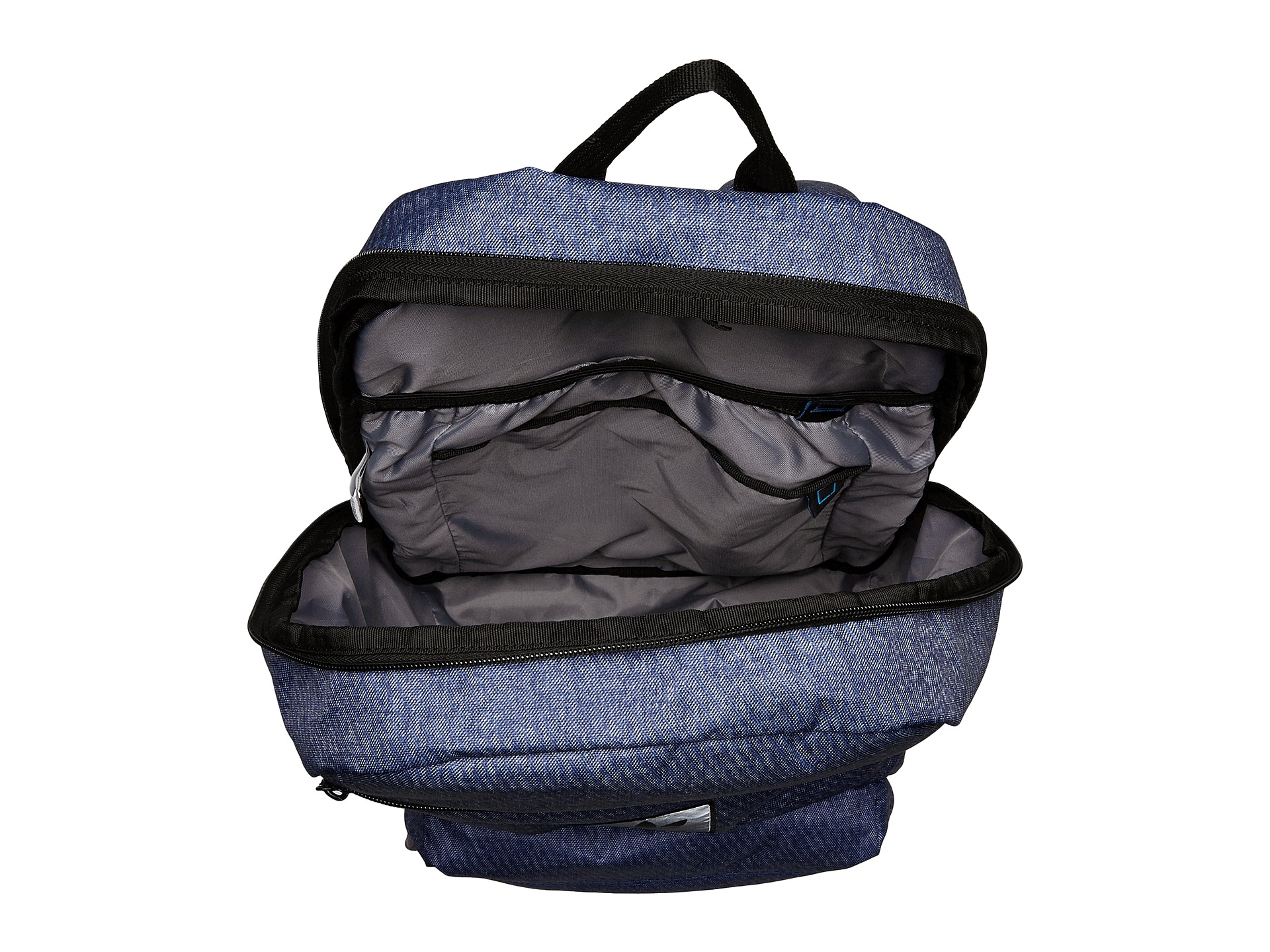 adidas Originals National Backpack Denim Print/Black/Red ...