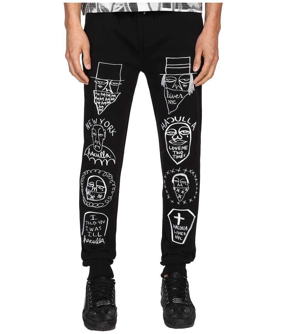 Haculla NYC Haculla Jogger Black Clothing