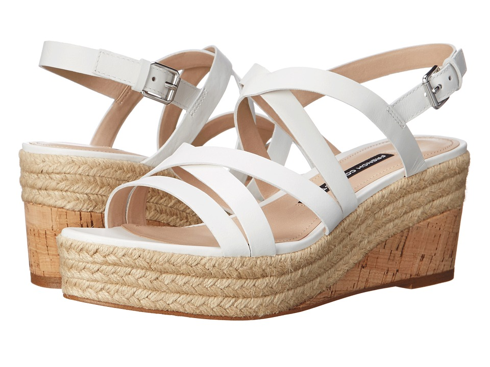 French Connection Liya Summer White Womens Shoes