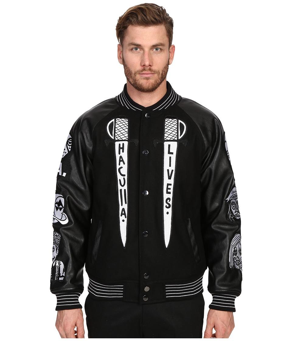 Haculla Hac Jacket Black Mens Coat