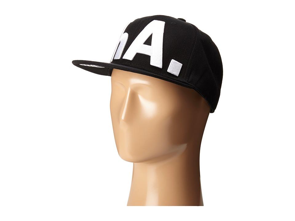Haculla SoHo Hat Black Baseball Caps