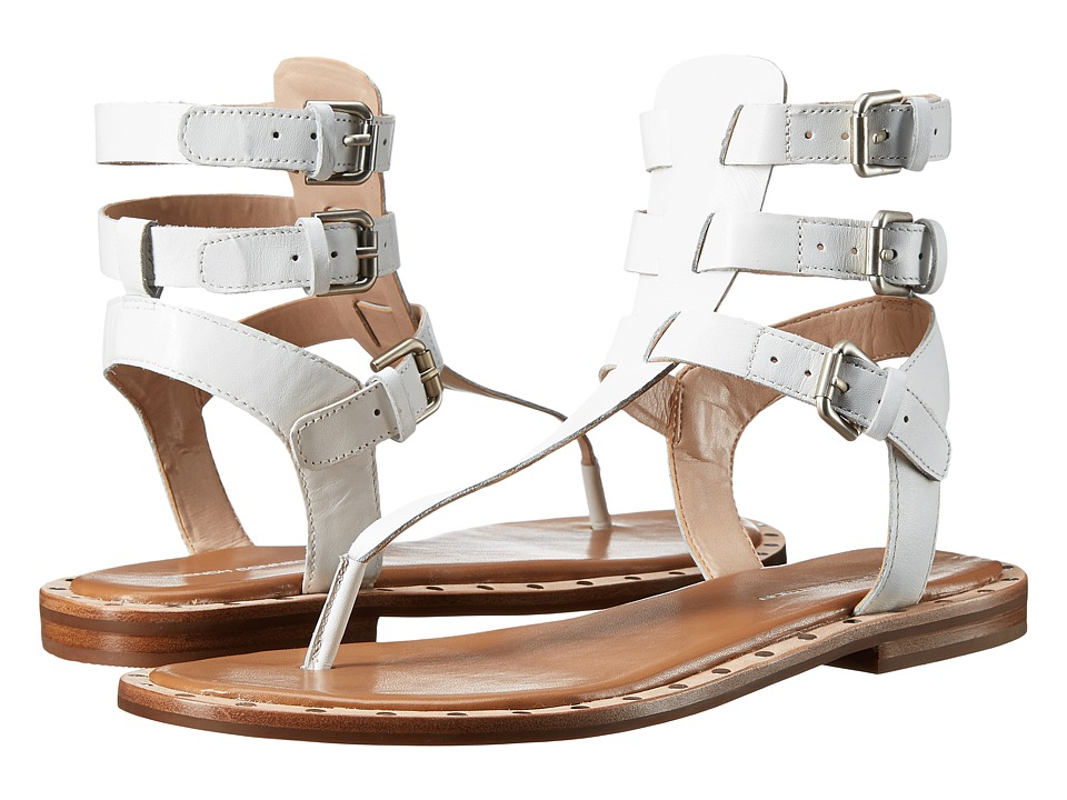 French Connection Imanna Summer White Womens Shoes