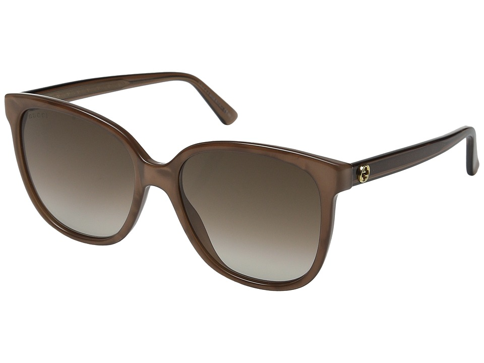 Gucci GG 3819/S Brown Mother of Pearl/Brown Gradient Fashion Sunglasses