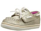Image of Sperry Top-Sider Kids - Bahama Crib Jr. (Infant/Toddler) (Platinum) Girls Shoes