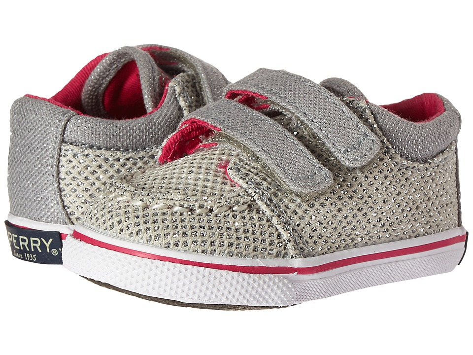 Sperry Top-Sider Kids - SP-Hallie Crib HL (Infant/Toddler) (Metallic) Girl