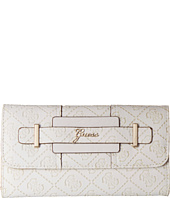 GUESS - La Vida Logo Slim Clutch