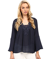 Christin Michaels - Crystal Peasant Top
