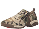 Image of THERAFIT - Sienna (Camoflage) Women's Lace up casual Shoes