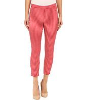 HUE - Checkered Knit Capris